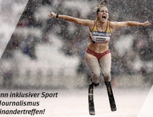 German Paralympic Media Award 2019 – Zwei VHS-Mitglieder nominiert