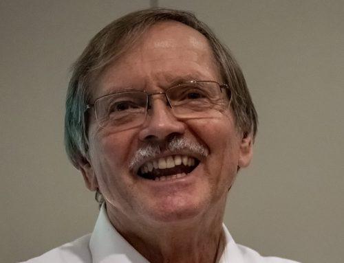 Harm Clüver zum 75. Geburtstag – Noch immer durchtrainiert