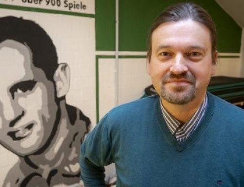 Christian Jessen neuer Pressesprecher des VfB Lübeck