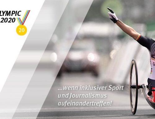 German Paralympic Media Award –Bargmann und Braesch ausgezeichnet
