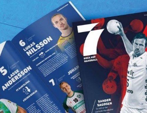 "Neues Magazin – Sascha Klahn startet ""Bock auf Handball"""